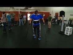 FDA approves Vanderbilt-designed Indego exoskeleton for clinical and personal use   Research News @ Vanderbilt   Vanderbilt University   TBI Rehabilitation
