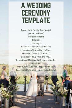 Wedding ceremony ideas unity vows marriage new Ideas Wedding Ceremony Ideas, Wedding Advice, Plan Your Wedding, Reading For Wedding Ceremony, Wedding Readings Unique, Wedding Venues, Wedding Processional Order, Order Of Wedding Ceremony, Destination Wedding