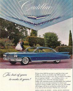 1960 Cadillac Fleetwood Sixty Special Sedan