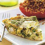 Mediterranean-Style Frittata Recipe | MyRecipes.com