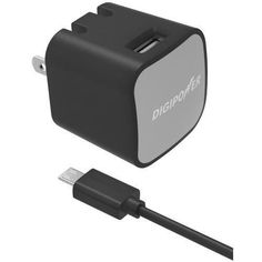 Digipower Instasense 2.4-amp Single-port Usb Wall Charger (pack of 1 Ea)