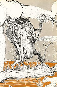 IdeaFixa » O livro de receitas de Salvador Dalí
