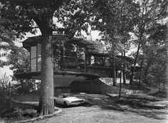 modernist architecture, Henry Elden, mid-century architecture