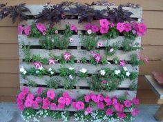 BrightNest | Learn to Make a Pallet Garden In 7 Easy Steps