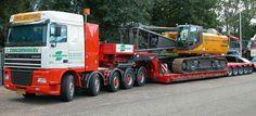 Engin, Crane, Transportation, Trucks, Vehicles, Buses, Modern, Europe, Earn Money