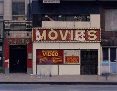 Porno Shop, Seventh Avenue, between 42nd and 43rd copy by Carl Burton 2011, via Flickr