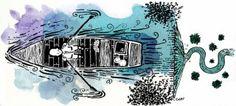 Téo & O Mini Mundo | Tirinhas, quadrinhos e ensaios