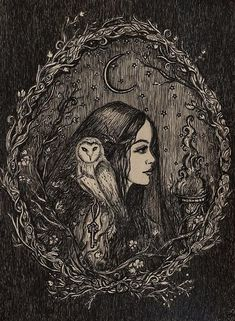 the priestess of hecate is part of Witch art - The Priestess of Hecate Fantasyart Goddesses Inspiration Art, Art Inspo, Fantasy Kunst, Fantasy Art, Arte Obscura, Witch Art, Witch Aesthetic, Wow Art, Occult
