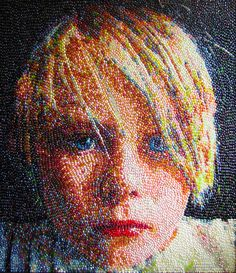 Artist Creates Wonderful Artworks with Thousands of Jelly Beans  By Spooky onMay 4th, 2012 Category: Art, Pics