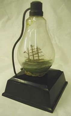 Image Detail for - light bulb window vase