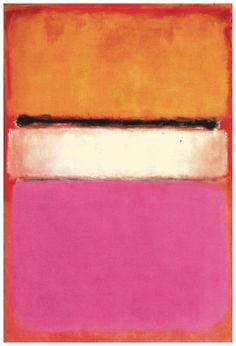 """Марк Ротко. """"Белый центр"""", 1950"""