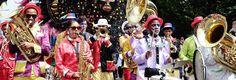 Edinburgh Jazz Festival Carnival