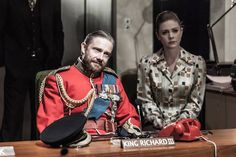 Martin Freeman as Richard III, directed by Jamie Lloyd