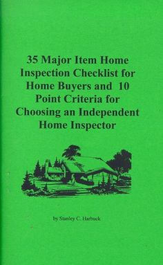 Home Inspections ArenT Foolproof HereS A List Of The Items Home