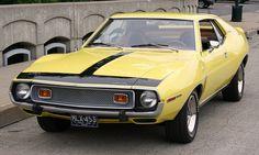 AMC Javelin SST 1973.