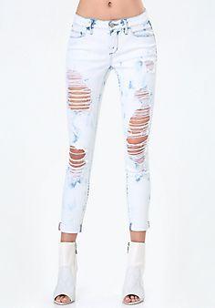 Ripped Heartbreaker Jeans