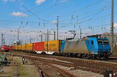 "Bombardier 33618 - Crossrail ""185 526-1"""