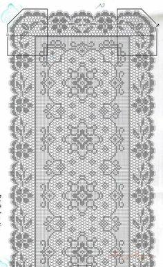 centrini   Hobby lavori femminili - ricamo - uncinetto - maglia