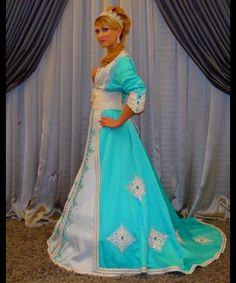 Robe traditionnelle marocaine