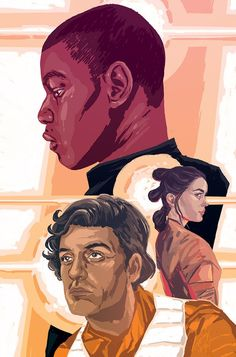The Force Awakens by Ming Doyle