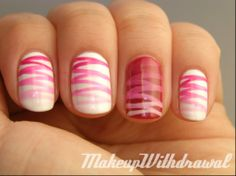 Get an awesome zigzag gradient. Such a cool style