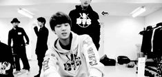 Lol poor Jin **Just now noticing he was shocked not hit by Jungkook, I feel slow*