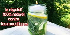 Nothing ruins a summer BBQ or picnic like an invasion of mosquitos. For an all-natural way to get mosquitos off the guest list at your next outdoor gathering try this simple Mosquito Repellant Mason Jar.