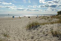 Pärnu beach, one of the most beautiful beaches ever !