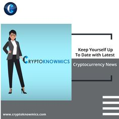 Cryptoknowmics gives you the latest crypto videos and will keep you informed up to date on all the crypto-related trends and developments. Watch more videos related to crypto industry, click on the website Cryptocurrency News, News Today, Blockchain, Dating, Trends, Website, Watch, Videos, Quotes