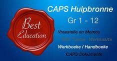 Afrikaans CAPS Hulpbronne Vraestelle en Memos Werkboekte Handboeke