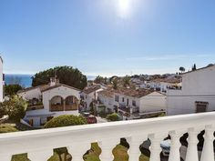 Mid Garden - appartment comfortable, quiet and spacious with sea view, pool, beach Malaga Airport, Kitchen Refrigerator, Heating And Air Conditioning, Spacious Living Room, Large Bedroom, Shower Tub, In The Heights, Swimming Pools, Spain