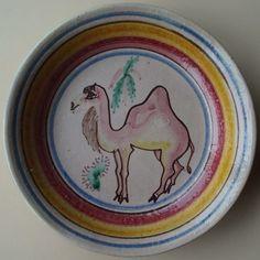 Günther stüdemann piatti ceramica Vietri sul Mare (ICS Doelker Gambone) studemann   eBay