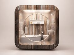 Bathroom by Webshocker