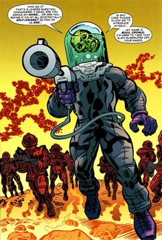 GODLAND, love the look of this series, they really channeled Jack Kirby here.