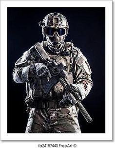 Airsoft hub is a social network that connects people with a passion for airsoft. Talk about the latest airsoft guns, tactical gear or simply share with others on this network Military Gear, Military Police, Military Weapons, Airsoft Gear, Tactical Gear, Soldado Universal, Military Special Forces, Naval, Free Art Prints