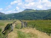 Fairbourne to Barmouth walk