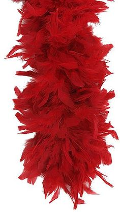 Private Island Party  - Red Feather Boa 2031, $3.50- $4.99   Do you really want to shake things up, perhaps turn some heads at your next outing or add some spice to the bedroom? Well with this red feather boa scarf you are guaranteed to make some noise.