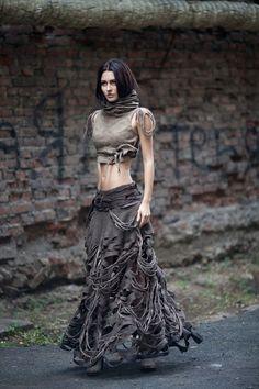 post apocalyptic fashion | Post-apocalyptic World | Vidi Fashion Factory (VIFF) | Scoop.it