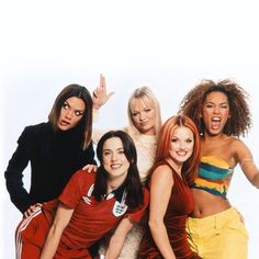 Spice Girls :: coolest group of girls EVER Emma Bunton, Victoria Beckham, 90s Fashion, Fashion Beauty, Vintage Fashion, Girl Pictures, Girl Photos, Spice Girls Outfits, Baby Spice