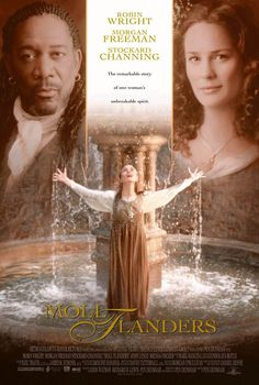 Moll Flanders- Robin Wright and Morgan Freeman.one of my all time favorite movies Stockard Channing, Internet Movies, Movies Online, Morgan Freeman Movie, Driving Miss Daisy, Daniel Defoe, Robin Wright, Cinema, Idole