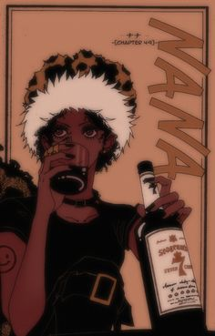 "🏀 @ READING JUJUTSU KAISEN on Twitter: ""🥃🖤 #nana… "" Black Cartoon Characters, Black Girl Cartoon, Black Girl Art, Black Women Art, Cartoon Art, Art Girl, Pretty Art, Cute Art, Manhwa"
