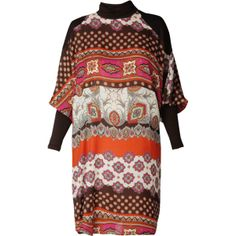 RAXEVSKY JULIA Floral Pattern Dress