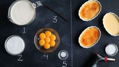 Get ready to make Creme Brûlée at home any night of the week, Thomas Joseph show us how using only 5 ingredients, its easier than you think!