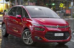 New five-seat Citroen Picasso C4 in dealerships from $40,990. 2015 Citroen C4 Picasso arrives - bigger than a hatch, small than a people-mover, it's the ne