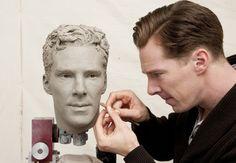Benedict Cumberbatch and wax Benedict Cumberbatch. Madame Tussauds London