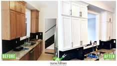 Best Kitchen Cabinets, Painting Kitchen Cabinets, Top Paintings, House Paint Interior, Painting Contractors, Painting Services, House Painting, Cool Kitchens, Kitchen Design