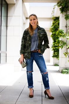 15 Street-Style Snaps Of Gap's Coolest Employees #Refinery29