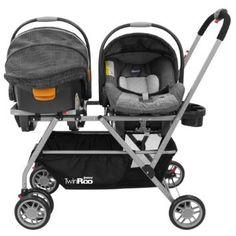 Amazon.com: Joovy Twin Roo Car Seat Stroller: Baby