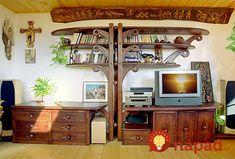 Liquor Cabinet, Funguje To, Living, Furniture, Home Decor, Decoration Home, Room Decor, Home Furnishings, Home Interior Design