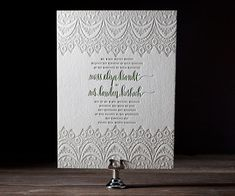Classy Timeless Wedding Invitation Designs. http://www.modwedding.com/2014/03/18/classy-timeless-wedding-invitation-designs/